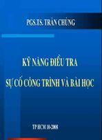 Báo cáo - Tài liệu hội thảo