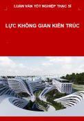 Lực không gian kiến trúc