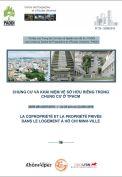 Chung cư và khái niệm về sở hữu riêng trong chung cư ở TP. Hồ Chí Minh