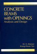 Concrete beams with opening: Analysis and design