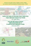 Phương pháp triển khai thực hiện quy hoạch TP. Hồ Chí Minh
