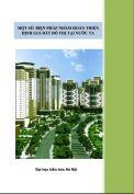 Tiểu luận: Một số biện pháp nhằm hoàn thiện định giá đất đô thị tại nước ta