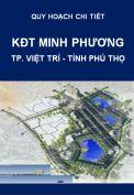 QHCT xây dựng khu đô thị Minh Phương - Thụy Vân - Việt Trì - Phú Thọ