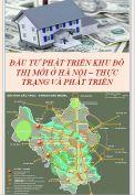 Tiểu luận: Đầu tư phát triển khu đô thị mới của Hà Nội - Thực trạng và giải pháp