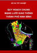 Đồ án quy hoạch giao thông thành phố Ninh Bình