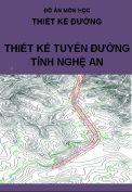 Đồ án thiết kế đường tỉnh Nghệ An