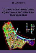 Đồ án tổ chức giao thông công cộng thành phố Ninh Bình tinh Ninh Bình