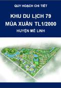 Quy hoạch chi tiết khu du lịch 79 mùa xuân huyện Mê Linh