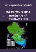 Quy hoạch xây dựng nông thôn mới xã Đường Hoa– huyện Hải hà– tỉnh Quảng Ninh