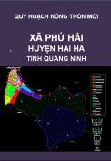 Quy hoạch xây dựng nông thôn mới xã Phú Hải– huyện Hải hà– tỉnh Quảng Ninh
