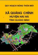 Quy hoạch xây dựng nông thôn mới xã Quảng Chính– huyện Hải hà– tỉnh Quảng Ninh