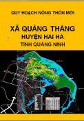 Quy hoạch xây dựng nông thôn mới xã Quảng Thắng– huyện Hải hà– tỉnh Quảng Ninh