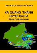 Quy hoạch xây dựng nông thôn mới xã Quảng Thành– huyện Hải hà– tỉnh Quảng Ninh