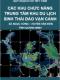 Quy hoạch chi tiết 1/500 các khu chức năng trung tâm khu du lịch sinh thái đảo Vạn Cảnh, xã Ngọc Vừng, huyện Vân Đồn, tỉnh Quang Ninh.