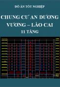 Đồ án tốt nghiệp – Chung cư An Dương Vương, Lào Cai – 11 tầng
