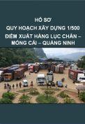 QHXD 1/500 Điểm xuất hàng Lục Chắn – Tp. Móng Cái – T. Quảng Ninh