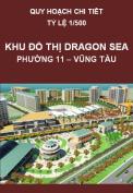 Quy hoạch kiến trúc cảnh quan 1/500 Trung tâm hội nghị triển lãm và du lịch quốc tế Dragon Sea