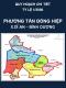 Quy hoạch chi tiết  Phân khu phường Tân Đông Hiệp