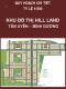 Quy hoạch kiến trúc cảnh quan 1/500 Khu đô thị Hill Land