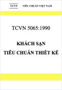 TCVN 5065:1990 Khách sạn – Tiêu chuẩn thiết kế