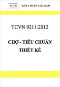 TCVN 9211:2012 Chợ - Tiêu chuẩn thiết kế