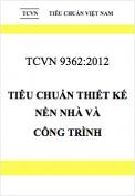 TCVN 9362:2012 Tiêu chuẩn thiết kế nền nhà và công trình