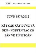 TCVN 9379:2012 Kết cấu xây dựng và nền – Nguyên tắc cơ bản về tính toán