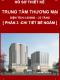 Hồ sơ bản vẽ thi công Trung tâm thương mại và căn hộ cao cấp cho thuê - Phần 3: Bể ngầm chi tiết