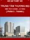 Hồ sơ bản vẽ thi công Trung tâm thương mại và căn hộ cao cấp cho thuê - Phần 5 :  Thang