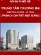 Hồ sơ bản vẽ thi công Trung tâm thương mại và căn hộ cao cấp cho thuê - Phần 2: Chi tiết mặt đứng