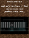 Hồ sơ bản vẽ thiết kế thi công xây dựng và cải tạo nhà hội trường – Phần I: Kiến Trúc