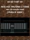 Hồ sơ bản vẽ thiết kế thi công xây dựng và cải tạo nhà hội trường – Phần III: Điện