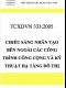 TCXDVN 333:2005 Chiếu sáng nhân tạo bên ngoài các công trình công cộng và kỹ thuật hạ tầng đô thị - Tiêu chuẩn thiết kế