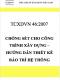 TCXDVN 46:2007 Chống sét cho công trình xây dựng – hướng dẫn thiết kế, kiểm tra và bảo trì hệ thống