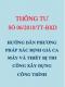 TT 06/2010/TT-BXD Hướng dẫn phương pháp xác định giá ca máy và thiết bị thi công xây dựng công trình