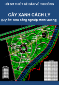 Cây xanh cách ly – tập trung (Dự án Khu công nghiệp Minh Quang)