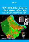 Đề án phát triển kết cấu hạ tầng nông thôn tỉnh Thanh Hoá theo hướng công nghiệp hoá, hiện đại hoá và nục tiêu cụ thể đến năm 2010