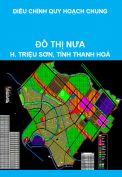 Điều chỉnh quy hoạch chung đô thị Nưa, huyện Triệu Sơn, tỉnh Thanh Hoá đến năm 2025