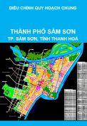 Điều chỉnh quy hoạch chung thành phố Sầm Sơn, tỉnh Thanh Hoá đến năm 2040
