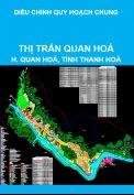 Điều chỉnh quy hoạch chung thị trấn Quan Hoá, huyện Quan Hoá, tỉnh Thanh Hoá đến năm 2025
