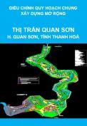 Điều chỉnh quy hoạch chung xây dựng mở rộng thị trấn Quan Sơn, huyện Quan Sơn, tỉnh Thanh Hoá đến năm 2025