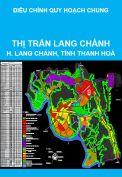 Điều chỉnh Quy hoạch chung xây dựng thị trấn Lang Chánh, huyện Lang Chánh, tỉnh Thanh Hoá đến năm 2025