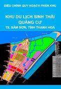 Điều chỉnh quy hoạch phân khu tỷ lệ 1/2000 Khu du lịch sinh thái Quảng Cư, thị xã Sầm Sơn, tỉnh Thanh Hoá