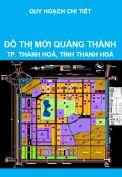 Quy hoạch chi tiết Đô thị mới Quảng Thành, thành phố Thanh Hoá, tỉnh Thanh Hoá