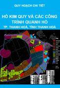 Quy hoạch chi tiết hồ Kim Quy và các công trình xung quanh hồ - Khu du lịch Hàm Rồng, thành phố Thanh Hoá, tỉnh Thanh Hoá