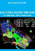 Quy hoạch chi tiết khu công nghiệp Bỉm Sơn, thị xã Bỉm Sơn, tỉnh Thanh Hoá