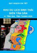 Quy hoạch chi tiết khu du lịch sinh thái biển Tân Dân, huyện Tĩnh Gia, tỉnh Thanh Hoá