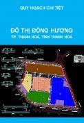 Quy hoạch chi tiết khu trung tâm văn hoá tỉnh Thanh Hoá - Khu đô thị mới Đông Hương, thành phố Thanh Hoá, tỉnh Thanh Hoá