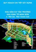 Quy hoạch chi tiết xây dựng Khu dân cư Tân Trường (khu đô thị số 6) Khu Kinh tế Nghi Sơn, huyện Tĩnh Gia, tỉnh Thanh Hoá