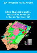 Quy hoạch chi tiết xây dựng (tỷ lệ 1/500) nghĩa trang nhân dân – Khu kinh tế Nghi Sơn, huyện Tĩnh Gia, tỉnh Thanh Hoá